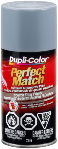 Peinture Dupli-Color Perfect Match, Mastic-apprêt Gris