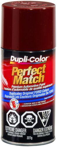 Peinture Dupli-Color Perfect Match, Rouge canyon foncé (2H,EH)