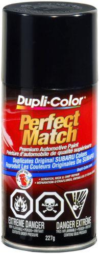 Dupli-Color Perfect Match Paint, Obsidian Black Pearl (32J)