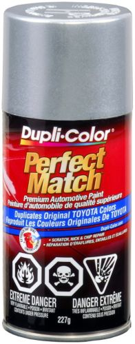 Dupli-Color Perfect Match Paint, Silver Metallic (147/148) Product image