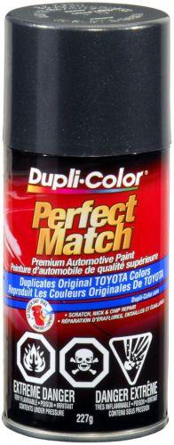 Dupli-Color Perfect Match Paint, Dark Grey Metallic (138) Product image