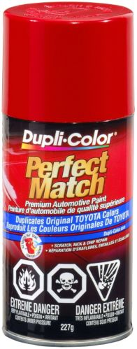 Dupli-Color Perfect Match Paint, Super Red  (3E5) Product image