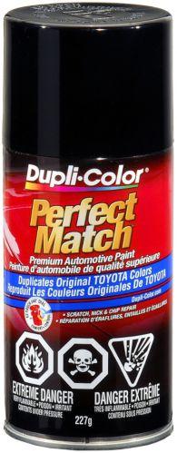 Peinture Dupli-Color Perfect Match, Noir (M) (204202) Image de l'article
