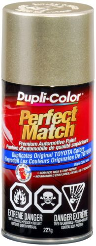 Peinture Dupli-Color Perfect Match, Beige Amande perlé (4J1) Image de l'article