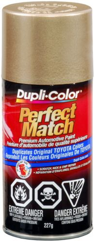 Peinture Dupli-Color Perfect Match, Beige cachemire (M) (4M9)