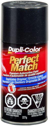 Peinture Dupli-Color Perfect Match, Gris graphite perlé (1C6) Image de l'article