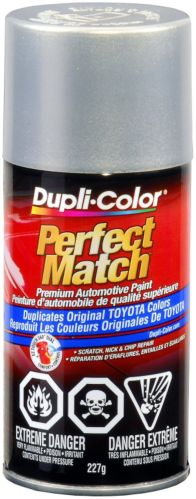 Dupli-Color Perfect Match Paint, Silver Opal Metallic (1C4) Product image