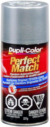 Peinture Dupli-Color Perfect Match, Titane/Argent (M) (1D4) Image de l'article