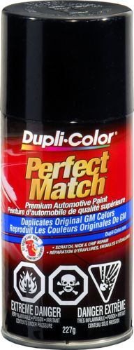 Peinture Dupli-Color Perfect Match, Saphir Noir  (WA8743-28) Image de l'article