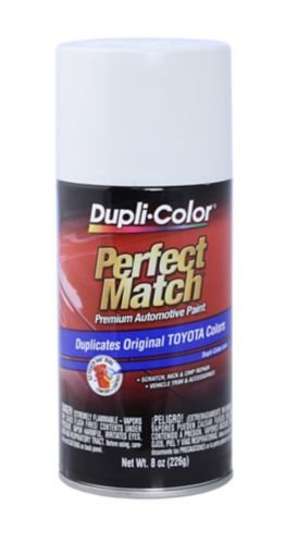 Dupli-Color Perfect Match Paint, White Pearl (070)