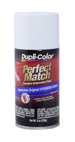 Dupli-Color Perfect Match Paint, Powder White (W1) Product image