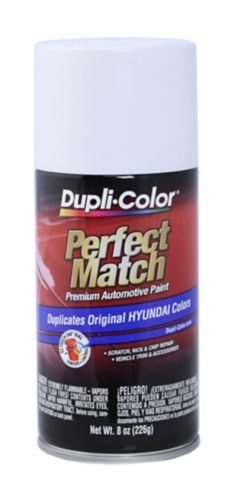 Dupli-Color Perfect Match Paint, Nordic White (NW) Product image