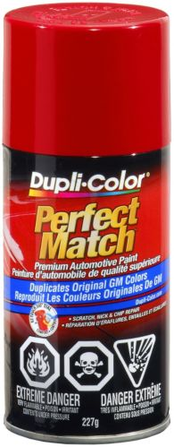 Dupli-Color Perfect Match Paint, Torch Red (70 WA9075, 9076) Product image