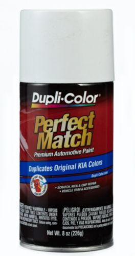 Dupli-Color Perfect Match Paint, Clear White (UD) Product image