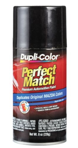 Dupli-Color Perfect Match Paint, Black Mica (16W) Product image