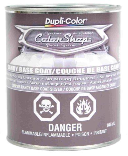 Dupli-Color Paint Shop Finish System, Candy Base, 946-mL Product image