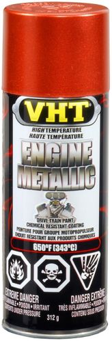 VHT High Temperature Engine Metallic Paint, 312g Product image