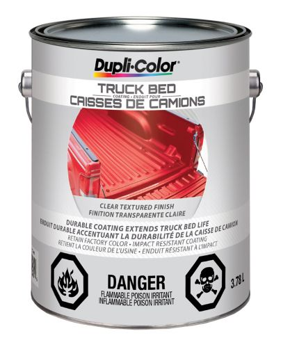 DupliColor Clear Truck Bed Liner Product image