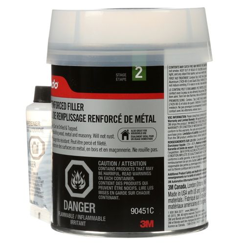 Bondo Metal Reinforced Filler, 331-mL Product image
