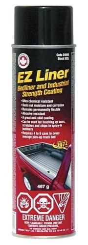 Revêtement à tapis en aérosol EZ Liner, 467 g Image de l'article