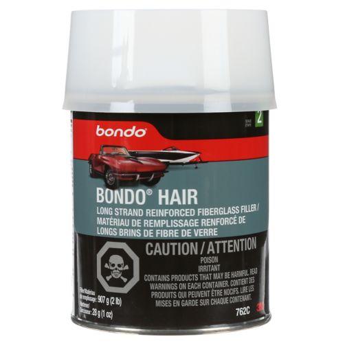 Bondo Hair Long Strand Fiberglass Reinforced Filler, 32-oz Product image