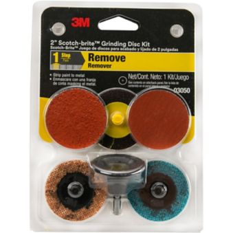 Scotch-Brite Grinding Disc Kit | Canadian Tire