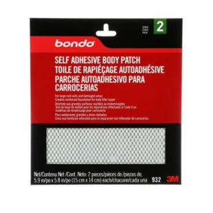 Bondo Self-Adhesive Body Patch