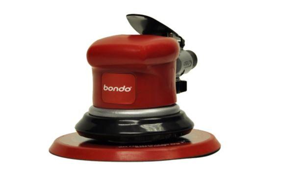 Ponceuse à main pneumatique Bondo, 6 po
