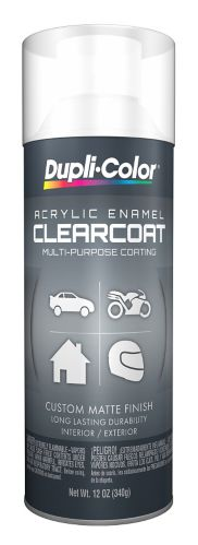 Dupli-Color Clear Coat Matte Enamel Product image