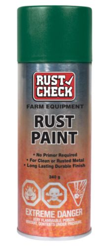 Rust Check Farm Implement & Equipment Rust Paint - Aerosol Product image
