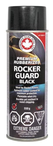 Rubberized Rockerguard Undercoating, 550-g
