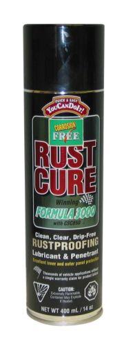 Produit antirouille RustCure 3 000, 14 oz Image de l'article