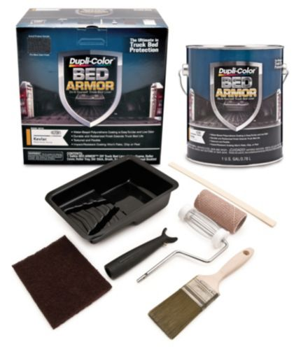 Dupli-Color Bed Armor Truck Bed Liner, Gallon Kit Product image