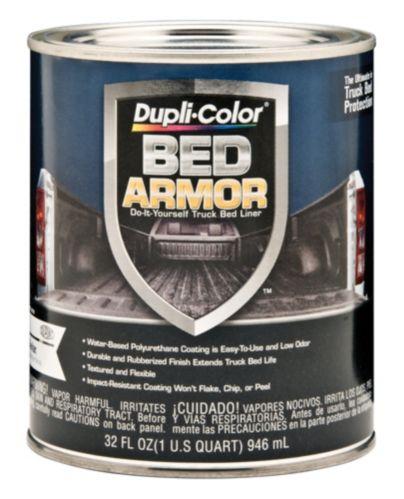 Dupli-Color Bed Armor Truck Bed Liner, Quart Product image