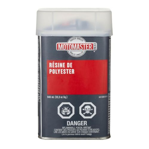 MotoMaster Fiberglass Resin Product image