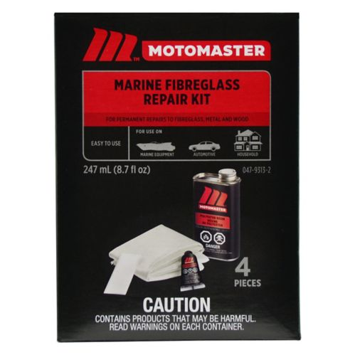 MotoMasterMarine FiberglassRepair Kit Product image