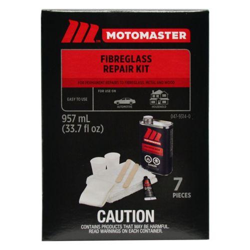 Trousse de réparation de fibre de verre MotoMaster