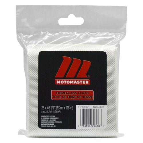 MotoMaster Fiberglass Cloth