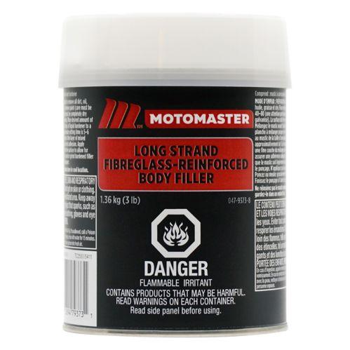 MotoMaster Long Strand Reinforced Fiberglass Filler, 907-g Product image