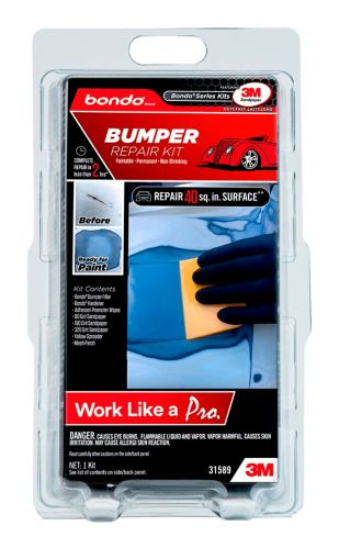 Bondo Bumper Repair Kit