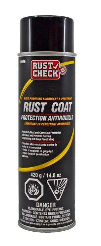 Rust Check Rust Coat