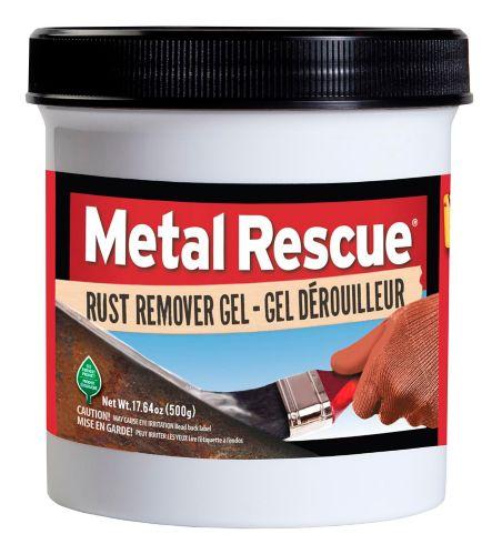 Gel nettoyant antirouille Metal Rescue, 17,64oz Image de l'article