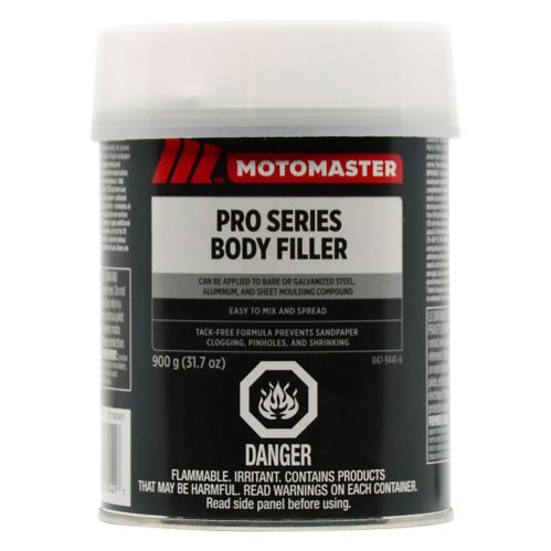 MotoMaster Professional Series Body Filler