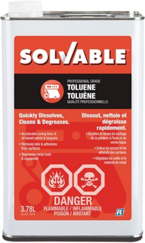 Solvable Toluene, 3.78-L Product image