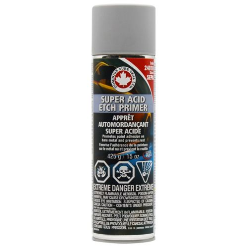 Apprêt de mordançage super acide Sure Seal Dominion, 12.35 oz