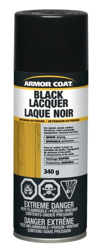 Armor Coat Lacquer Spray Paint Product image