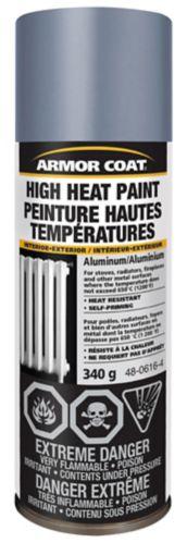 Armor Coat High Heat Aluminum Spray Paint Product image