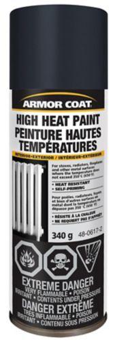 Peinture à radiateur et poêle
