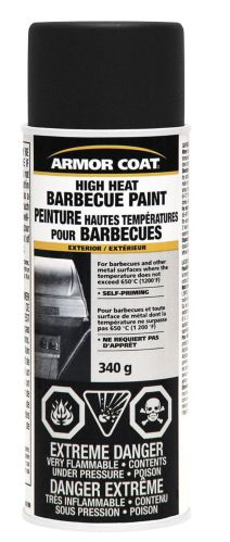 Armor Coat BBQ Paint