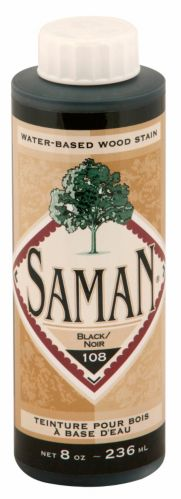 SamaN Water-Based Interior Wood Stain, 8 oz Product image
